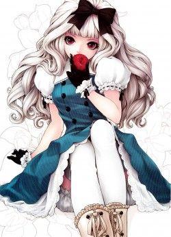 Couverture : Alice au pays des merveilles