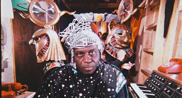 Kino Freiburg: Space Is The Place - Afro-Sci-Fi by Sun Ra | subculture Freiburg