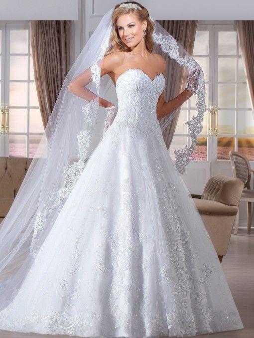 Vestido de noiva modelo: Joia