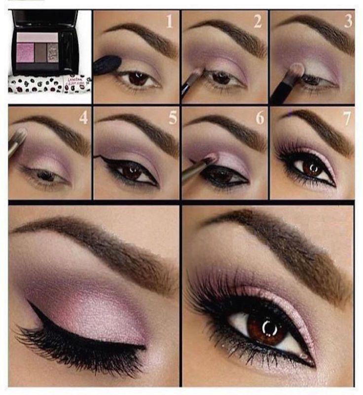 3 tutoriales de maquillaje en verde, dorado y morado, Â¡no te lo pierdas!