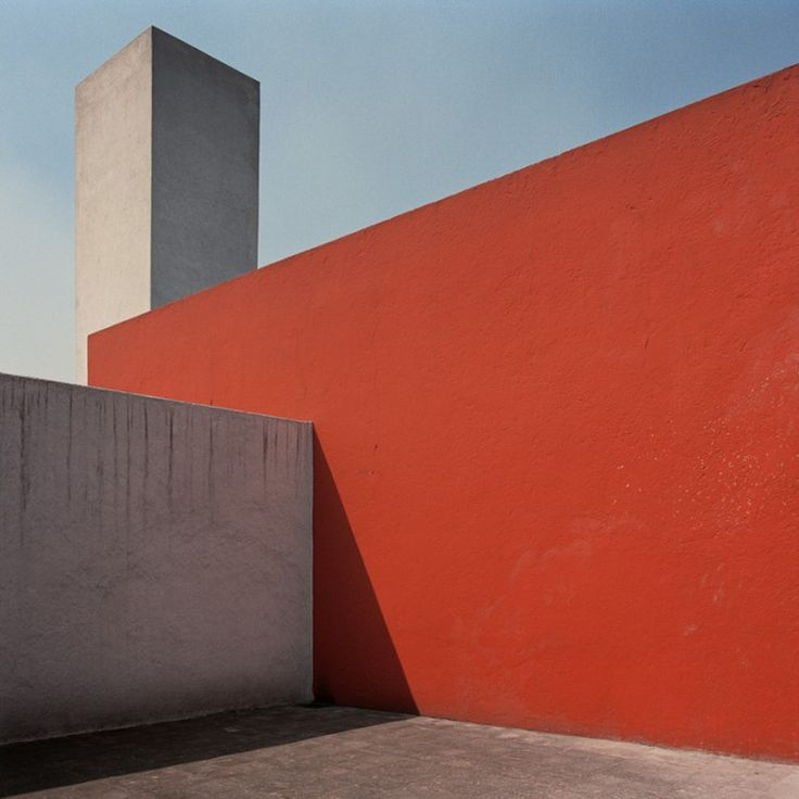 Luis Barragán and The Good Wall.