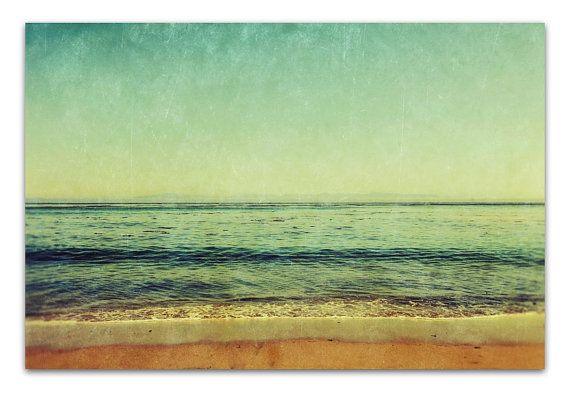 photography, beach photography, santa cruz photography, summer photography, sand, ocean, surf , beach art - expanse, 8x12 photograph