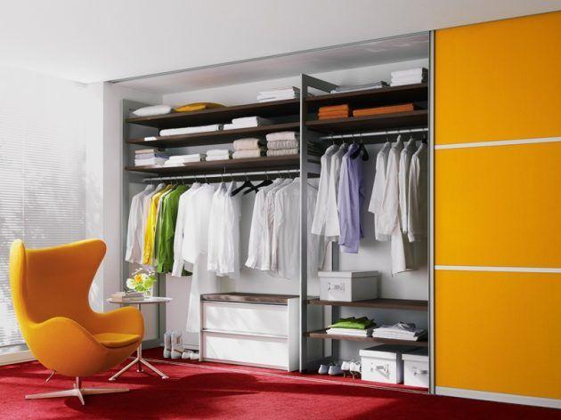 21 best Begehbarer Kleiderschrank images on Pinterest Bedroom - ordnung kleiderschrank tipps optimalen einraumen