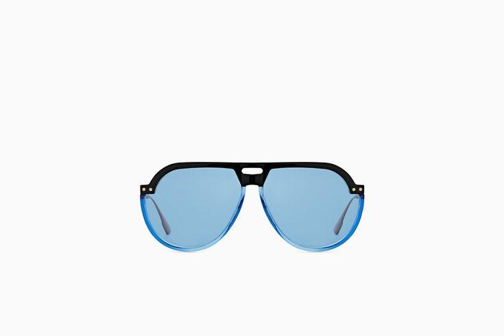 """undefined Cliquez ici pour agrandir l'image du produit Lunettes """"DiorClub3"""", bleu"""