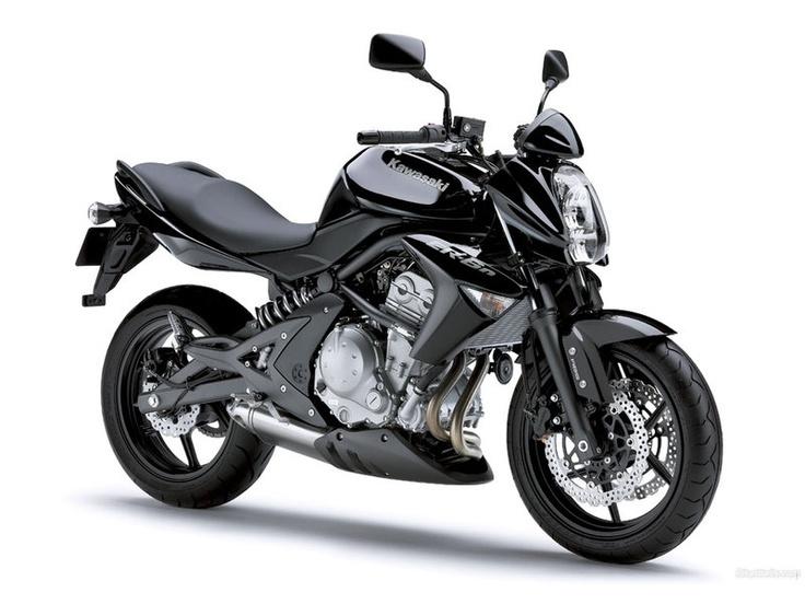 I feel like Batman on his motorcycle