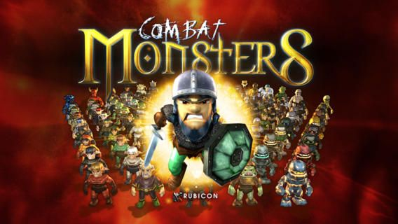 Download: Cool Game 'Combat Monsters' For iOS & Android  Read more: http://twitteling.com#ixzz2kJ6zvp00