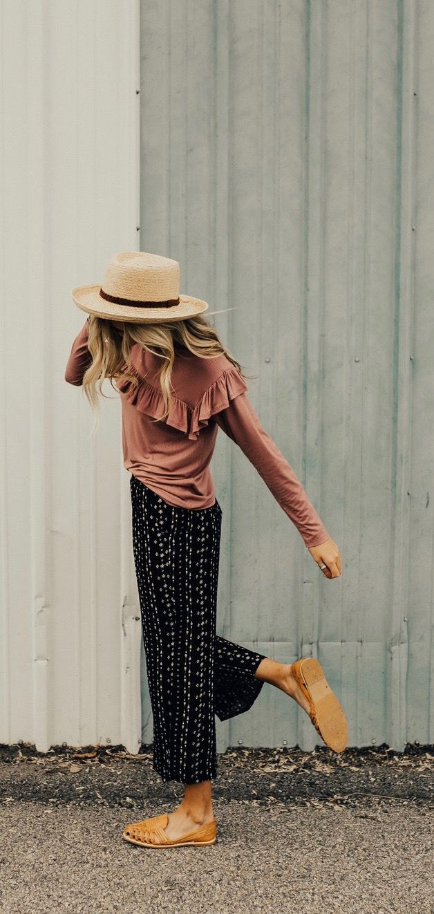 Spring Outfit Inspiration | ROOLEE