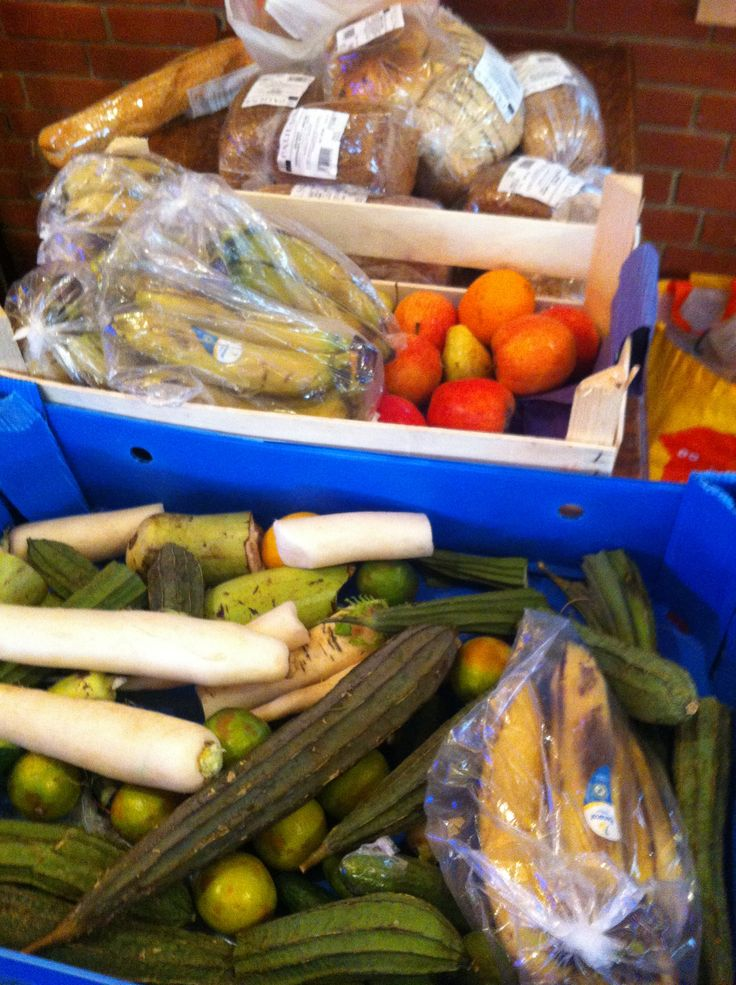 #volunteer #FoodCycle #Wandsworth #food #donations