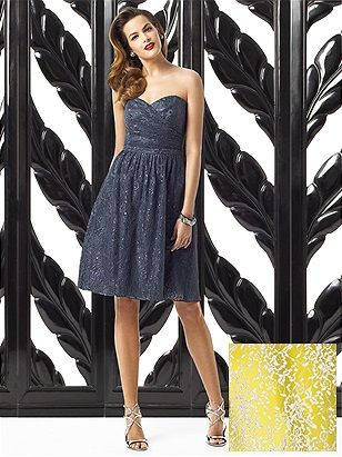 Dessy Collection Style 2865: The Dessy Group - Maybe.....