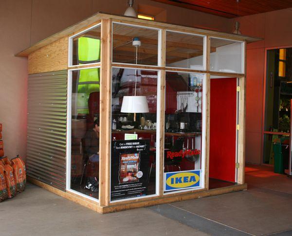 IKEA modular structure