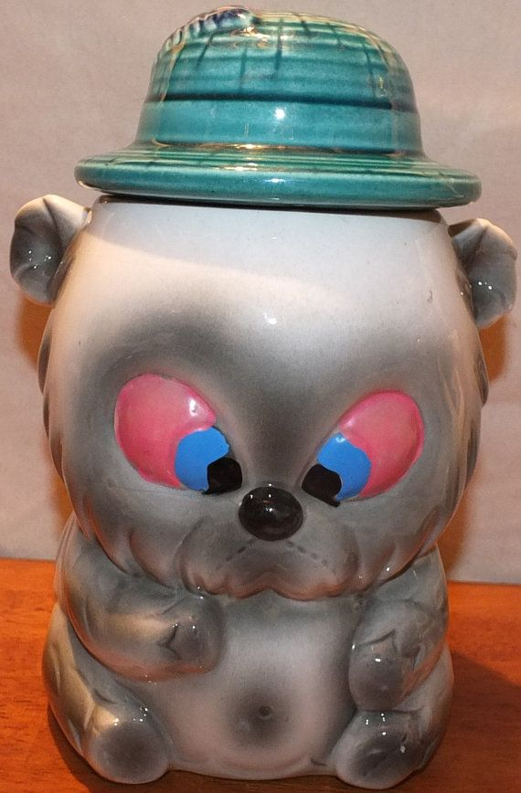 1950's Cookie Jars Glamorous 75 Best Let's Bake Cookie Jars & More Images On Pinterest  Baking Review