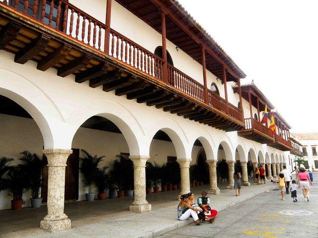 Alcaldía, Cartagena de Indias, Colombia