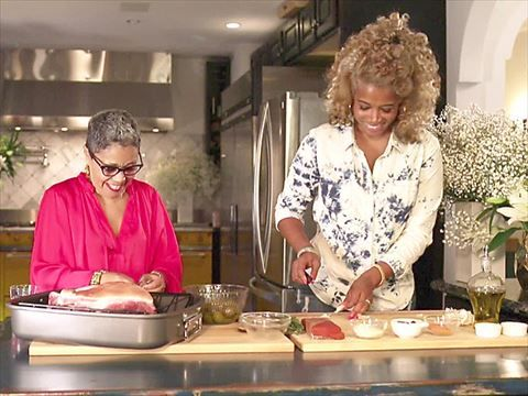 393 best african american chefs images on pinterest chefs cooking watch the full episode of music superstar kelis rogers christmas special on cooking channel forumfinder Choice Image