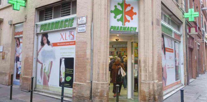 Pharmacie parapharmacie pas cher Lafayette