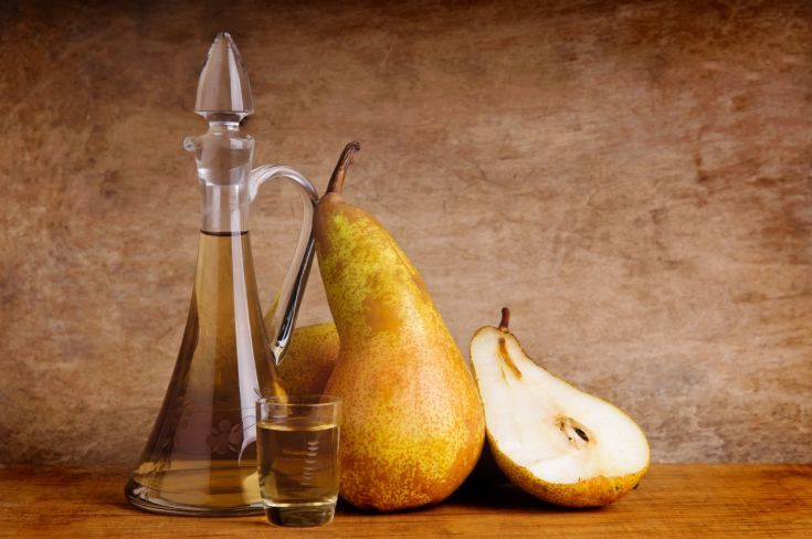 Hruškový likér