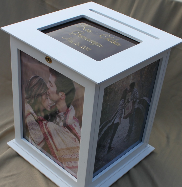 20 best Barnwood Wedding Card Boxes images – Picture Frame Wedding Card Box
