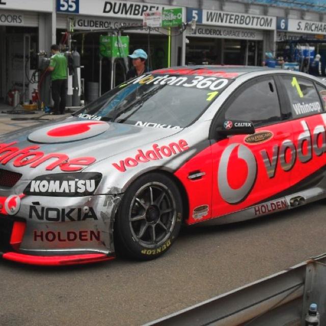 V8 Supercar Champion