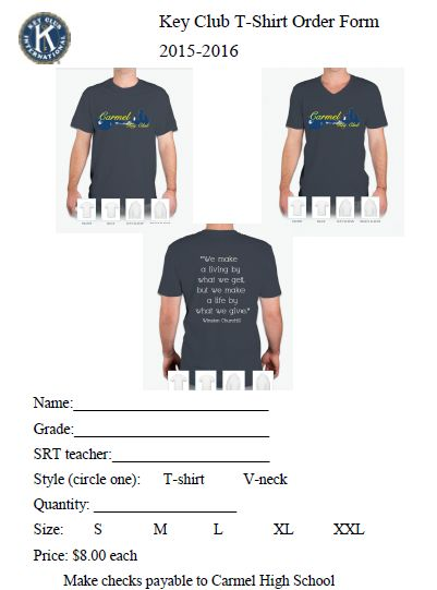 Best TShirt Order Forms Images On