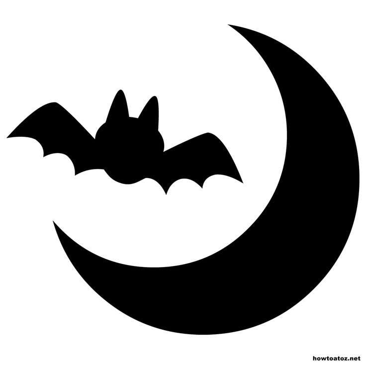 free halloween decoration stencils and templates diyhalloween diy halloweendecoration - Halloween Bat Decorations