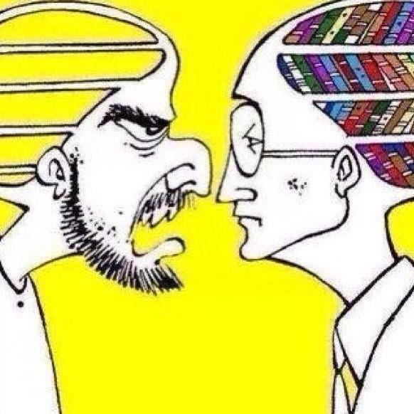 Es mejor callar y demotrar que sos mas inteligente que la persona que te grita