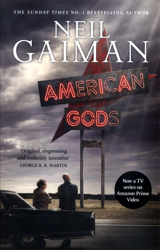 'American Gods' is the highly acclaimed, epic novel from international bestseller Neil Gaiman. Now a major TV series.