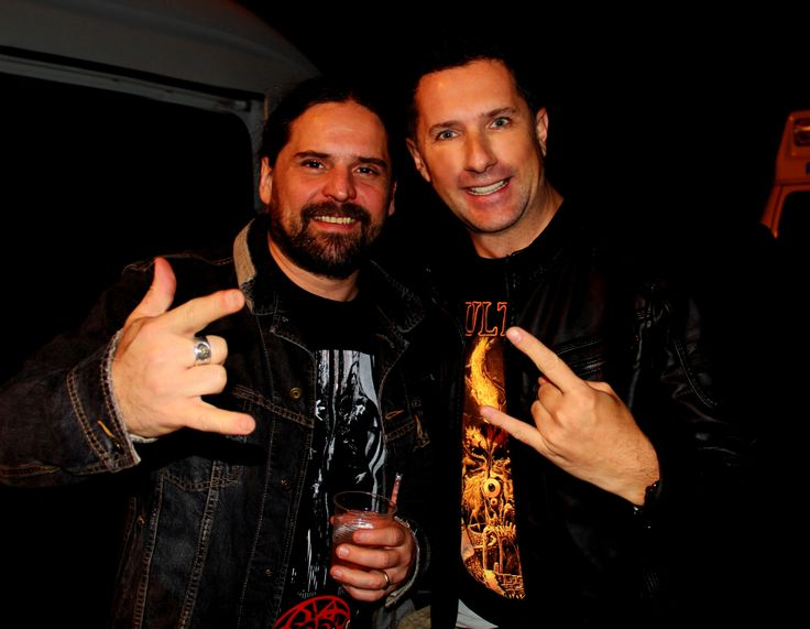 #AndresKisser #DeLaTierra #Sepultura #IvanVega_Chile #RatzingerBand #Chileconcert #Santiago #Chile #Music #Rock #Metal #Batuta #Guitarrist