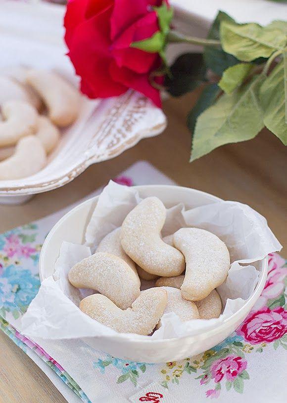 El blog de Megasilvita.com: Pastas de Vainilla Alemanas