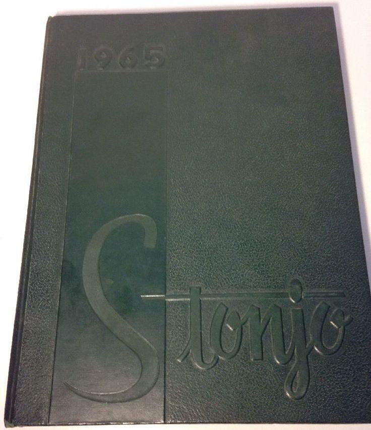 Johnson Junior High School Yearbook 1965 Alabama - STONJO - Named Owner