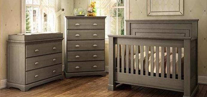 Kidz Decoeur: Carson Collection | Baby Furniture Warehouse