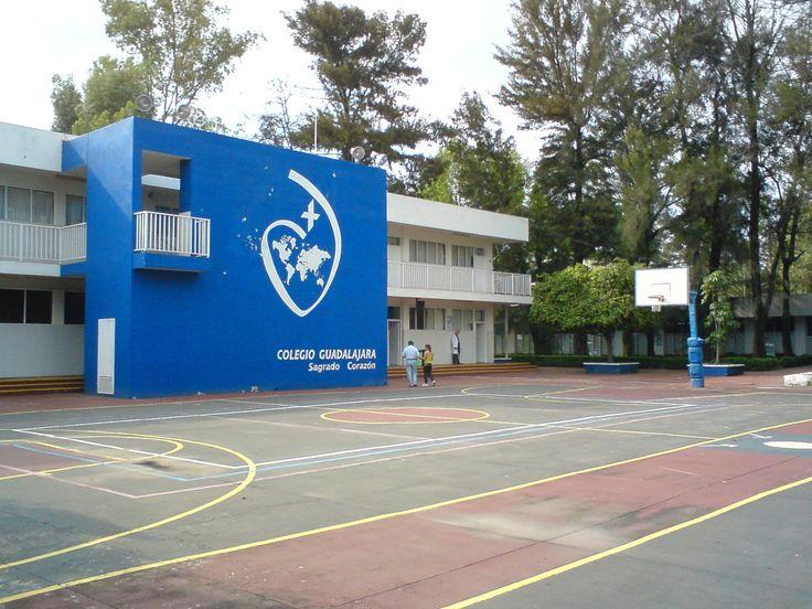 el colegio del sagrado corazón en Guadalajara