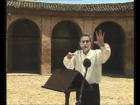 Vittorio Gassman legge Dante - Divina Commedia - Inferno, Canto I