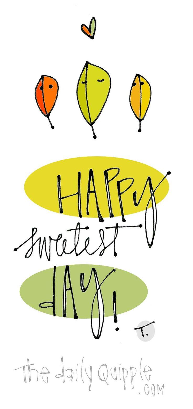 Happy Sweetest Day!