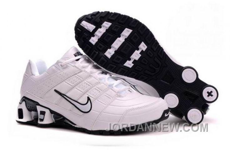 http://www.jordannew.com/mens-nike-shox-nz-shoes-white-black-lastest.html MEN'S NIKE SHOX NZ SHOES WHITE/BLACK LASTEST Only $77.54 , Free Shipping!