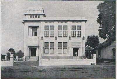 Headquarters N V Oliefabrieken Insulinde.