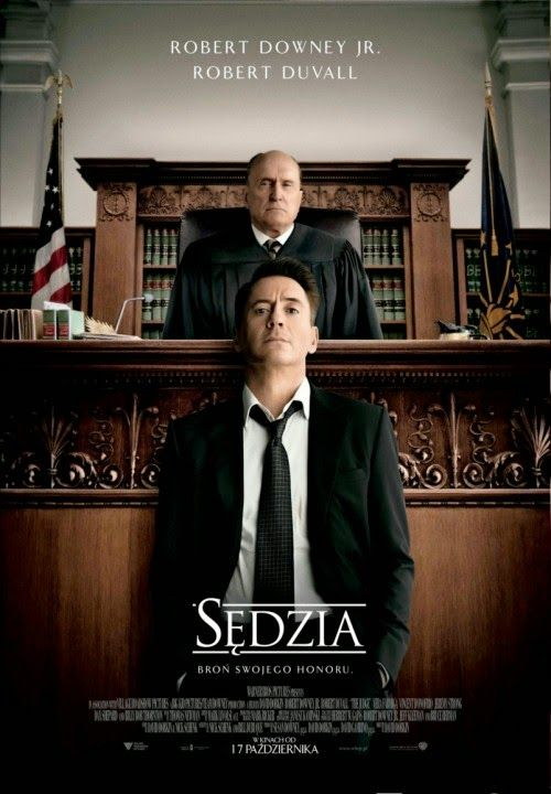 Dobry Film Online: Sędzia (2014) The Judge