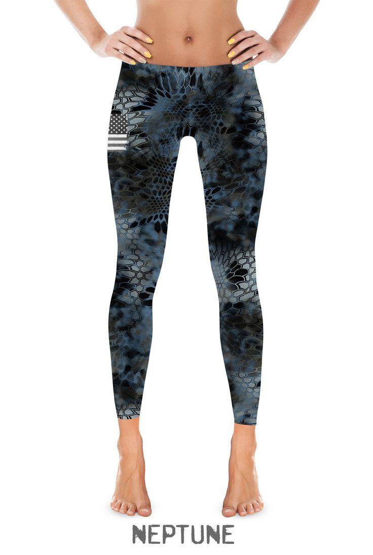Womens Kryptek® Leggings