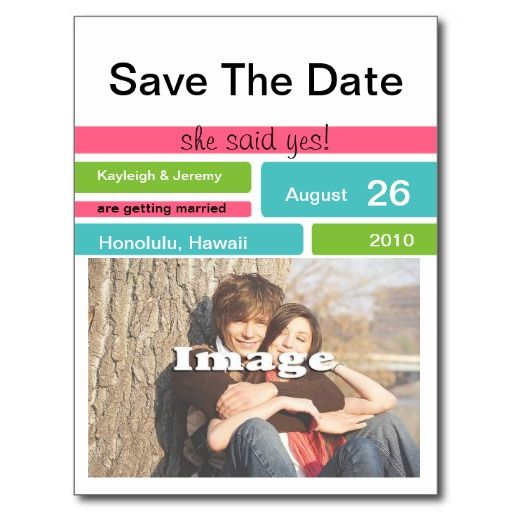 >>>Cheap Price Guarantee          	Pink Green and Blue Save The Date Post Cards           	Pink Green and Blue Save The Date Post Cards today price drop and special promotion. Get The best buyHow to          	Pink Green and Blue Save The Date Post Cards today easy to Shops & Purchase Online - ...Cleck Hot Deals >>> http://www.zazzle.com/pink_green_and_blue_save_the_date_post_cards-239736385195325237?rf=238627982471231924&zbar=1&tc=terrest