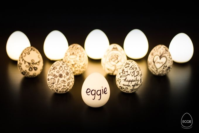 Eggie is a big family, come and support us on Kickstarter:)))