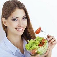 Régime hypocalorique équilibré à 1200 calories