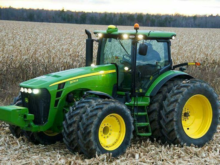 John Deere 8230R it is another one of the tractors I run