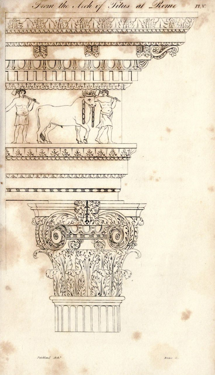 17 Best images about ROMAN ARCHITECTURE on Pinterest ...