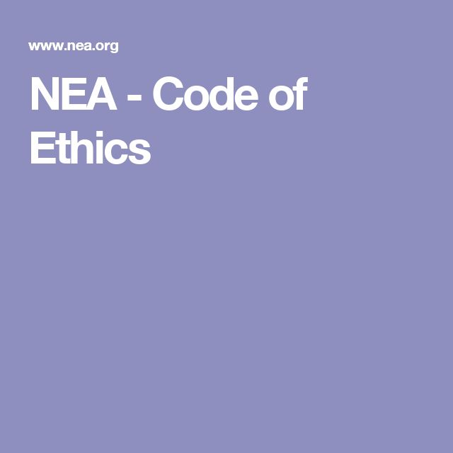 Best 25+ Code Of Ethics Ideas On Pinterest
