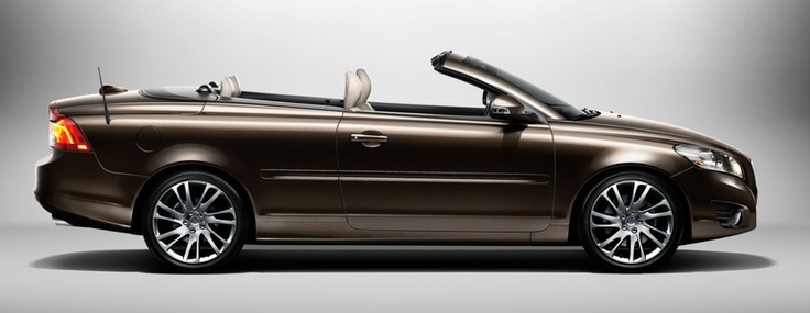 2012 New Volvo C70 convertible