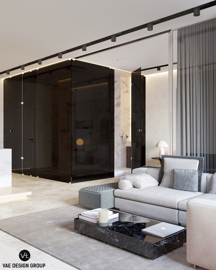 176 best Interior Designs (Small Apartment) images on Pinterest - innovative raumteiler system