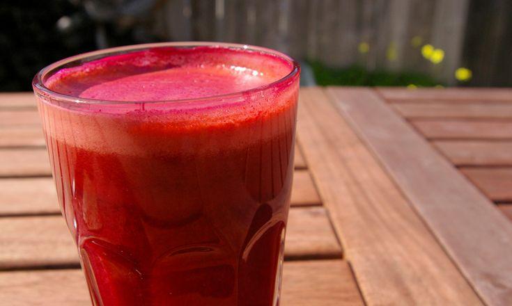 Rudolfův lék na rakovinu: hlavní surovinou je lákavá červená řepa