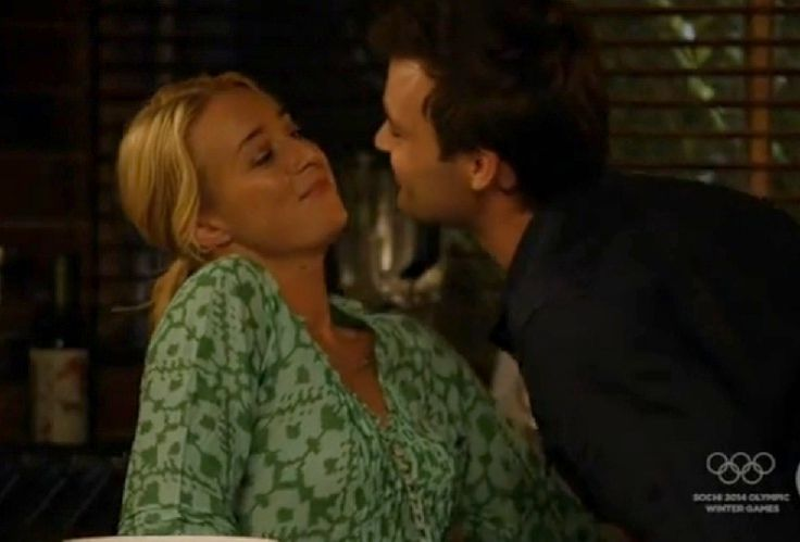 Offspring season 4 - Nina & Patrick