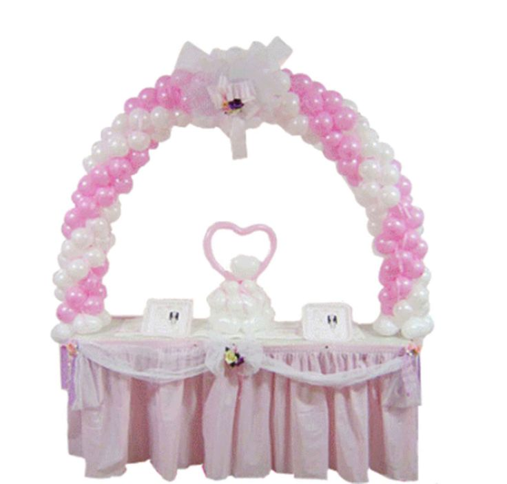 25 best ideas about balloon arch frame on pinterest for Balloon arch frame kit party balloons decoration