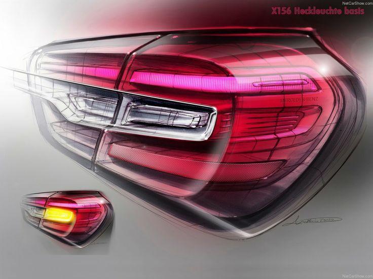 Mercedes-Benz GLA Class 2015