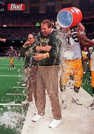 Mike Holmgren - Significant Sigma Chi Alumnus from USC, 1970 - President of the Cleveland Browns. Former coach of the Seattle Seahawks and Green Bay Packers.