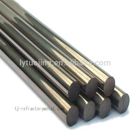 Tungsten Rods round bar produced by Luoyang manufacturer